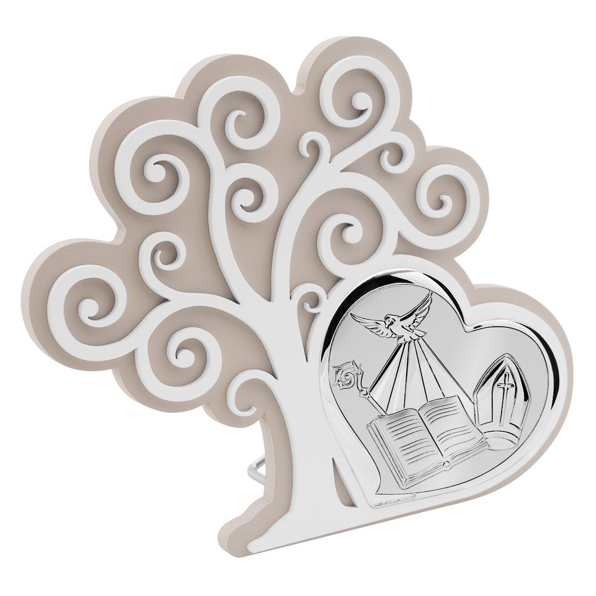 1f2fce7241 Obrazek na Bierzmowanie Drzewko Gołąb Pamiątka Grawer ...